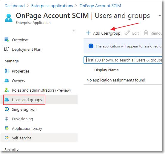 Azure Active Directory Integration