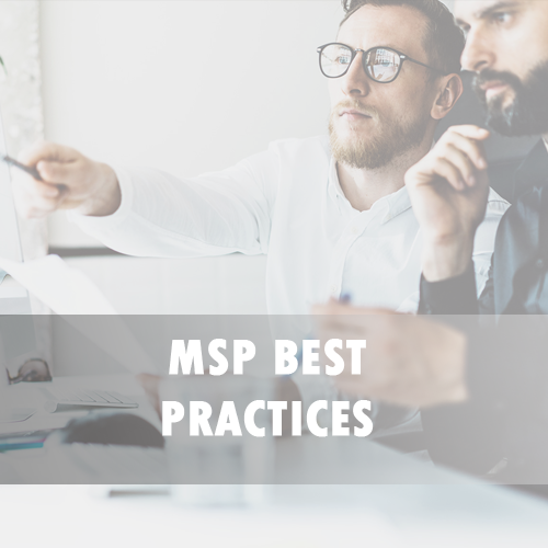 MSP Best Practices