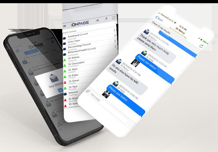 HIPAA compliant texting app