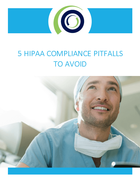 5 HIPAA COMPLIANCE PITFALLS TO AVOID cover