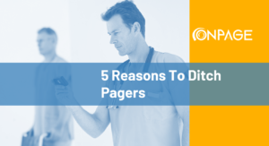 5 reasons to ditch pagers cover