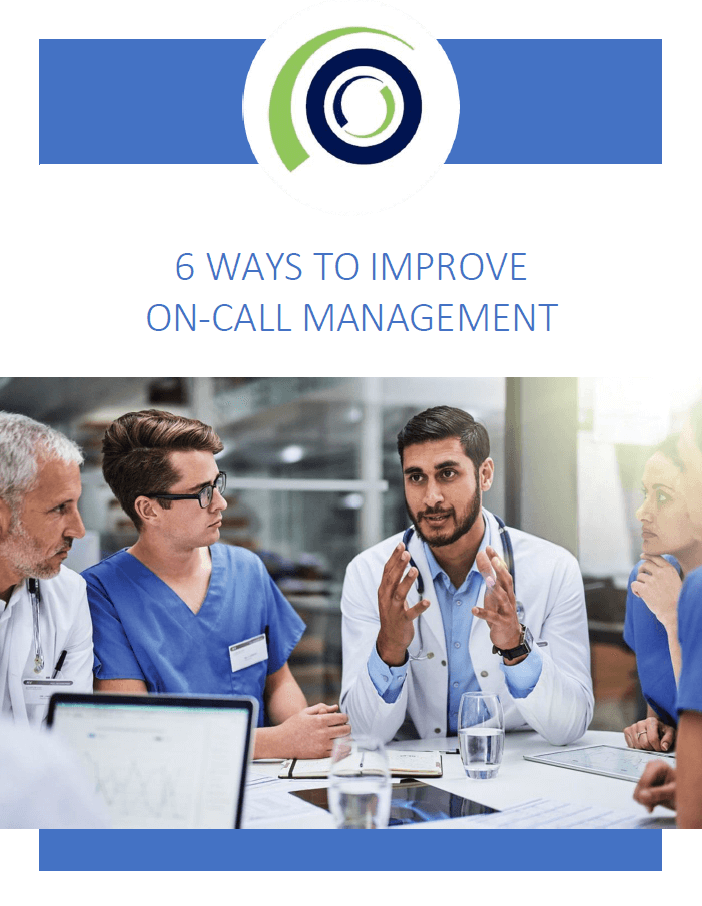 6 WAYS ON CALL MAN