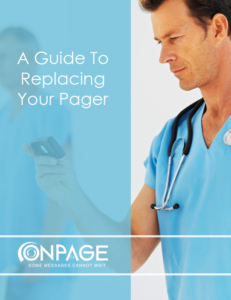 A Guide To Replacing Your Pager cover