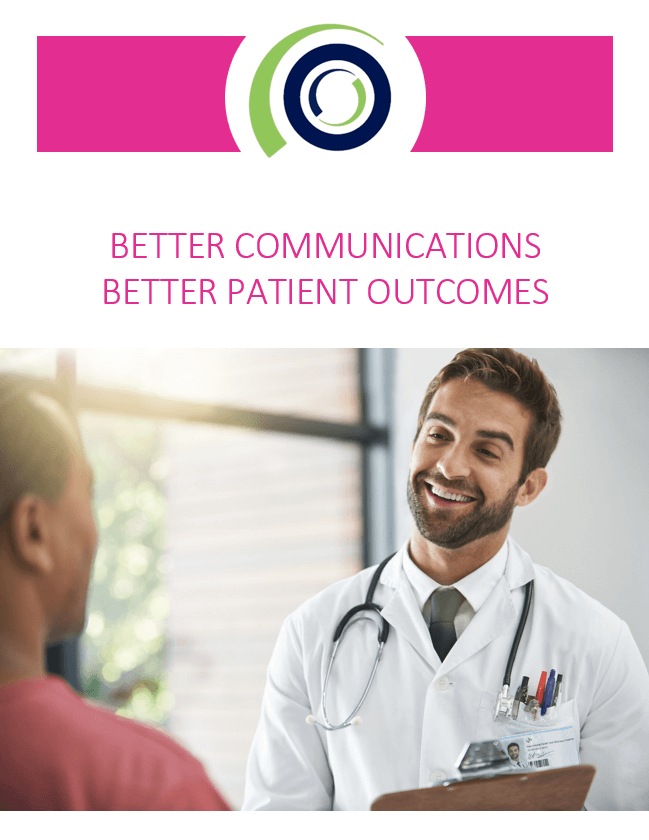 Better Clinical Communications WP cover