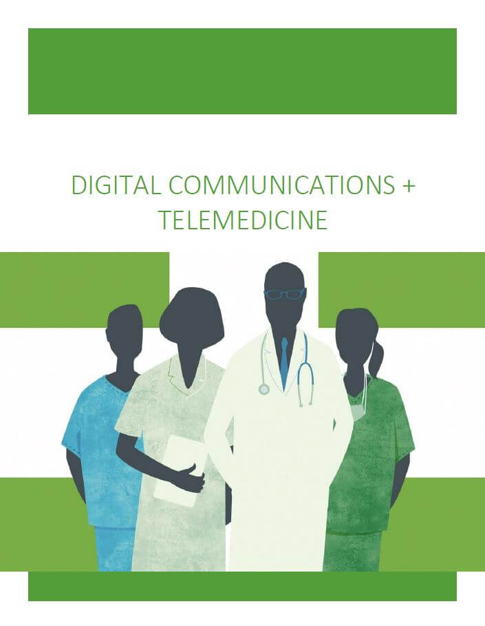 Digital Communications Telemedicine cover