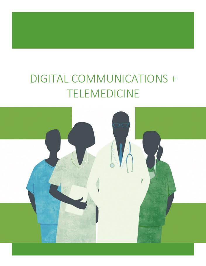 Digital Communications Telemedicine cover