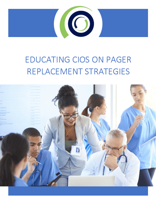 Educating CIOs on Pager Replacement Strategies cover 1