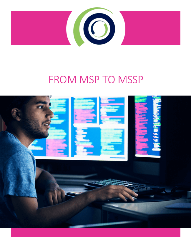 FROM MSP TO MSSP whitepaper
