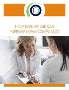 HIPAA compliannce cover
