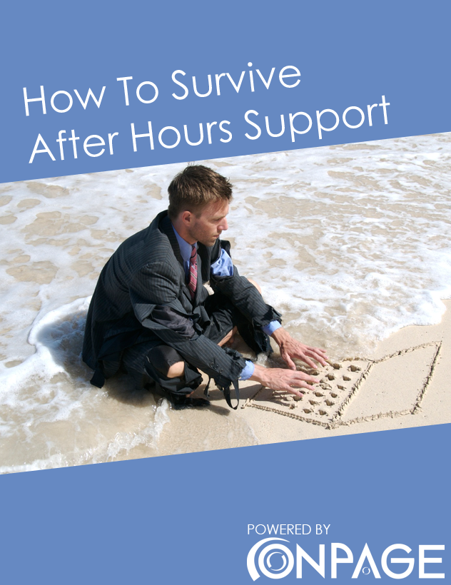 How To Survive after hours support cover