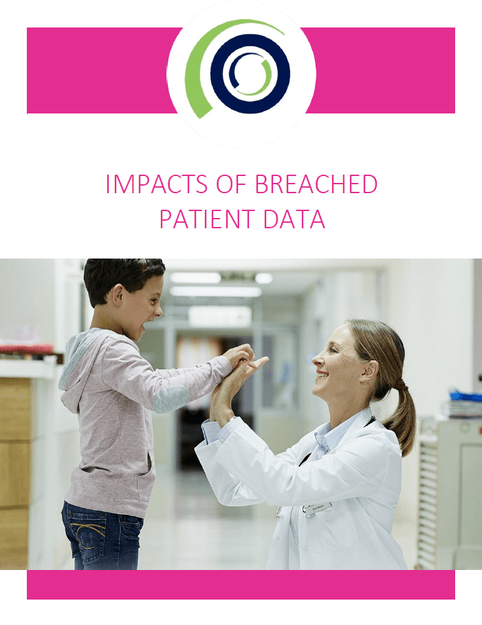 Impacts of Breached Patient Data cover