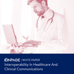 Interoperability in Healthcare and Clinical Communications square