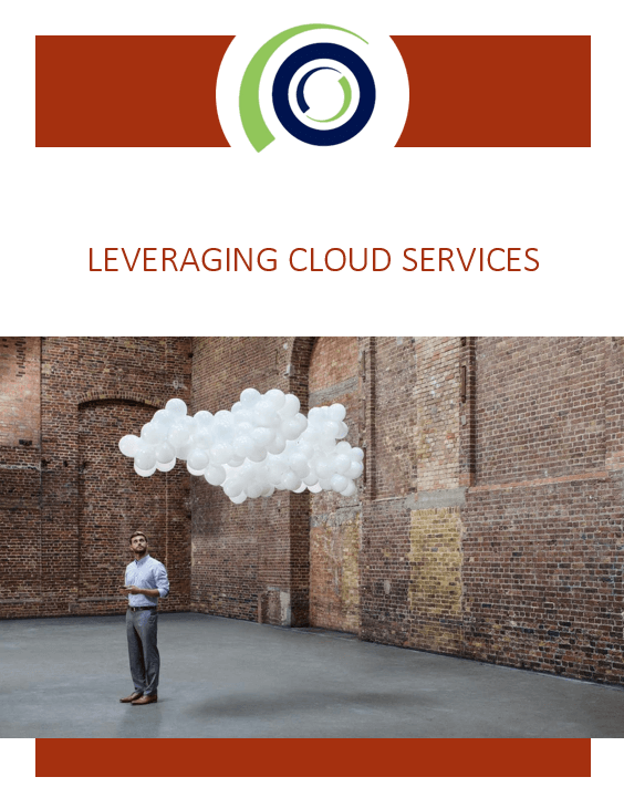 Leverging cloud services MSP cover