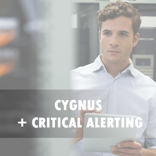 CYGNUS + Critical Alerting