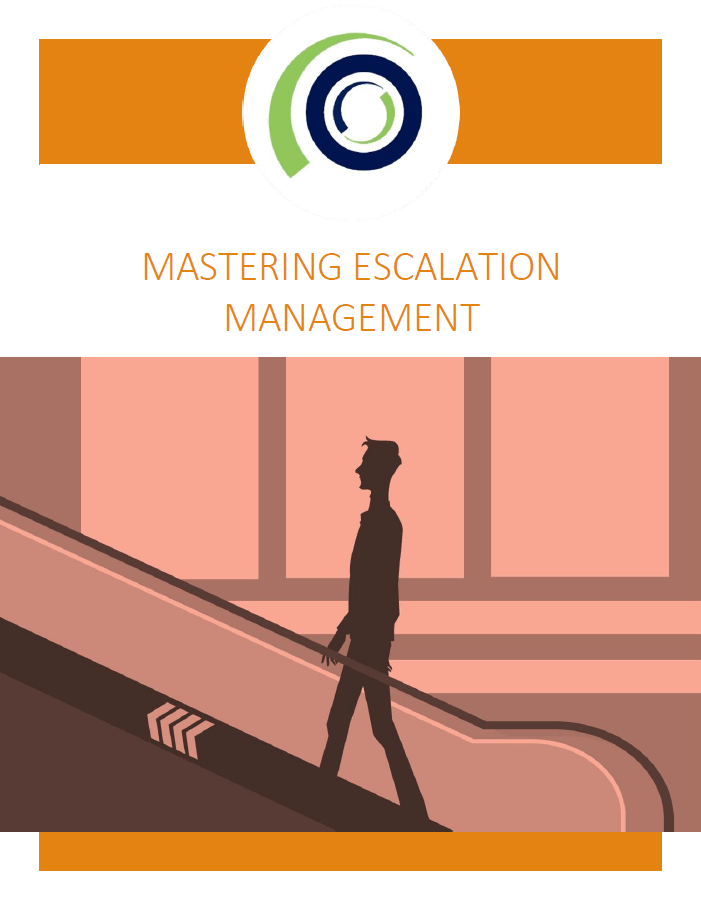 Mastering Escalation Management cover