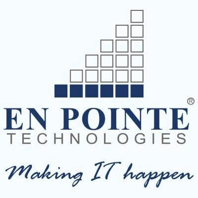 en pointe technologies logo 1