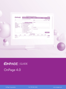 OnPage 40 cover