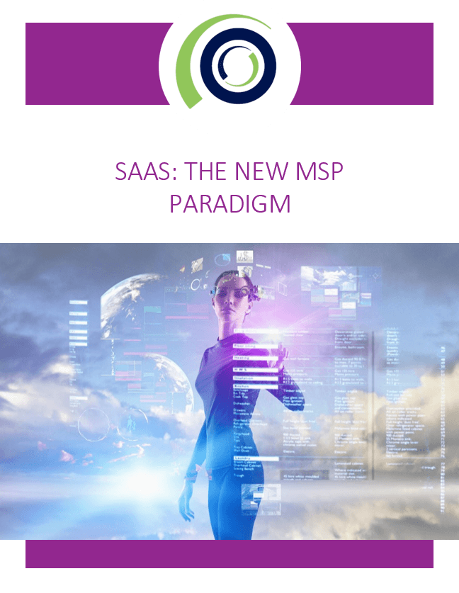 SaaS The New MSP Paradigm
