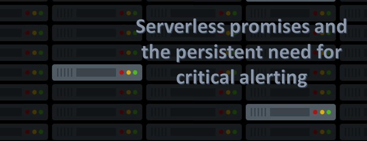 critical alerting