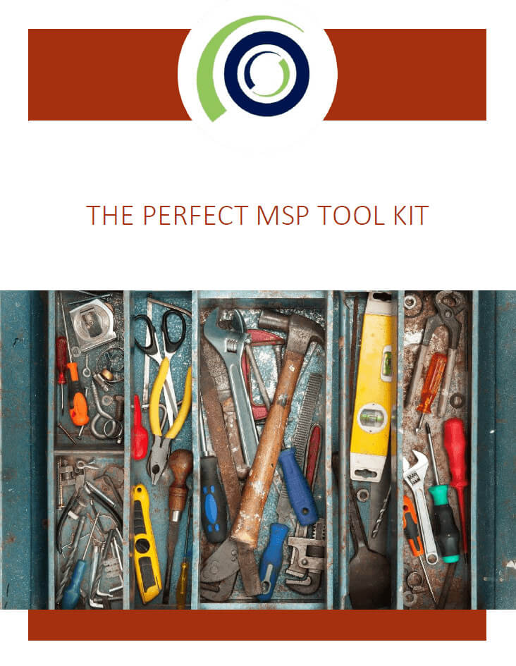 The perfect MSP toolkit cover 1