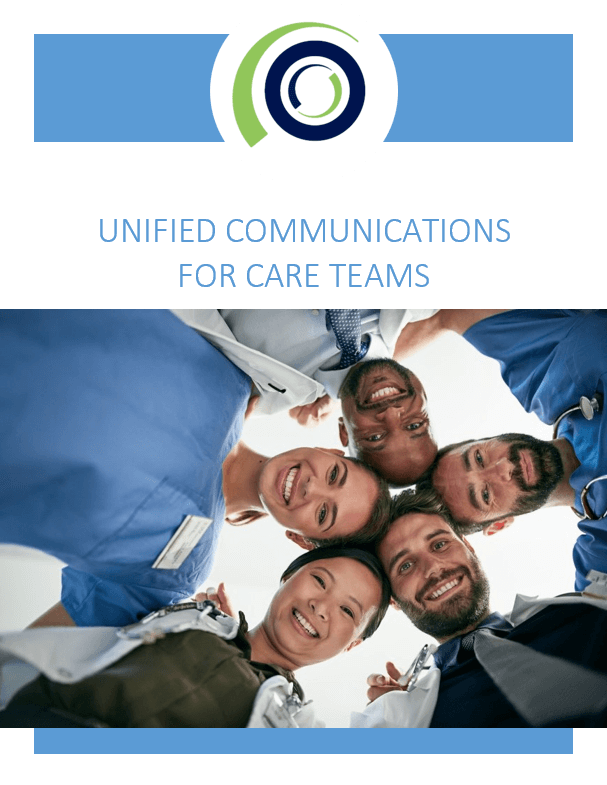 Unified Communications for Care Teams cover