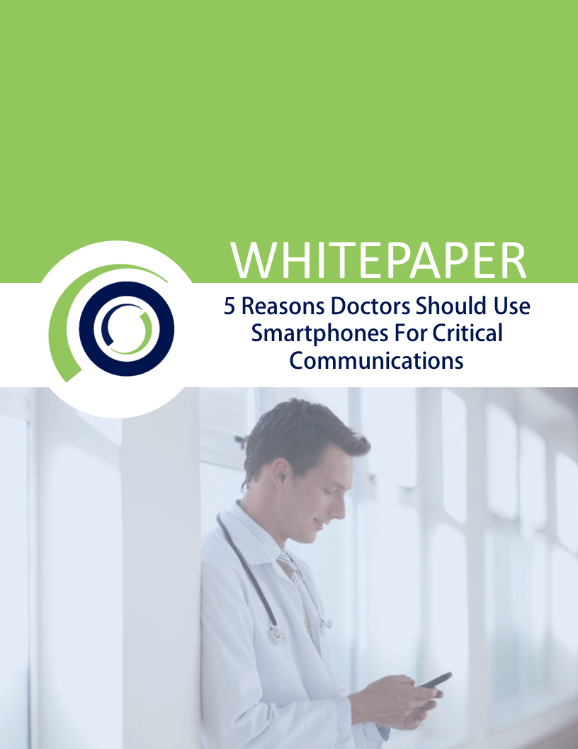 WHITEPAPER 5 Reasons Why Doctors Should Use