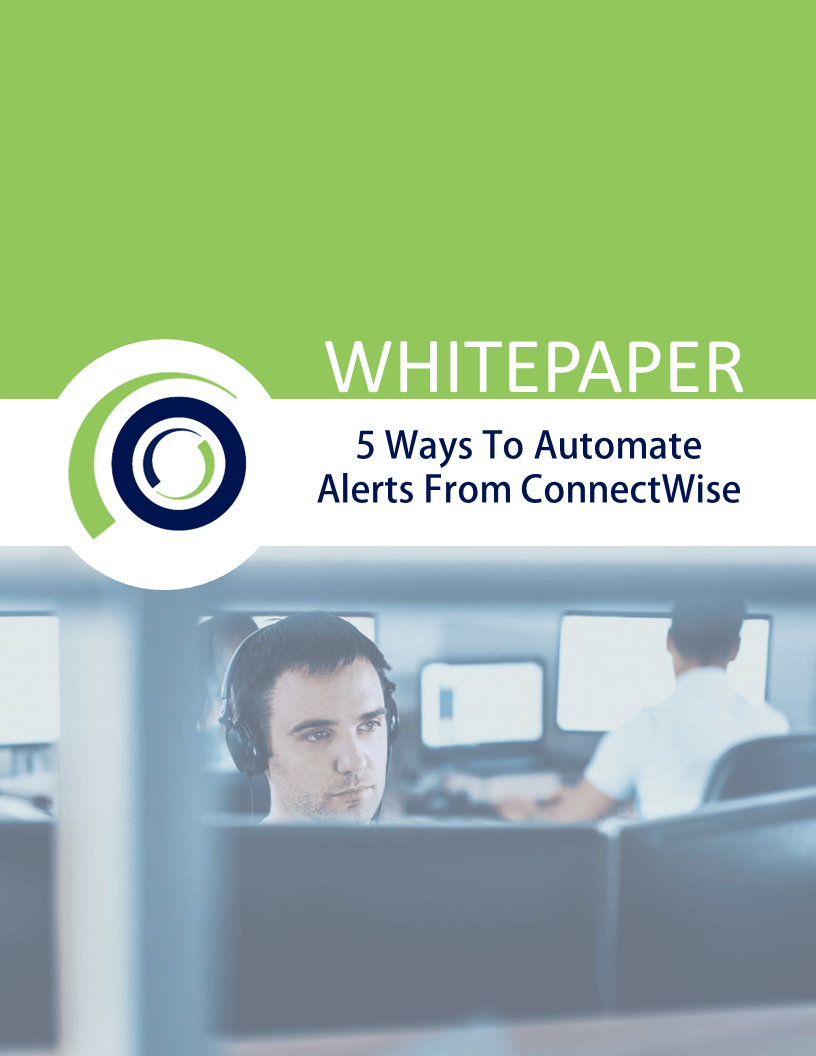 WHITEPAPER 5 Ways To Automate
