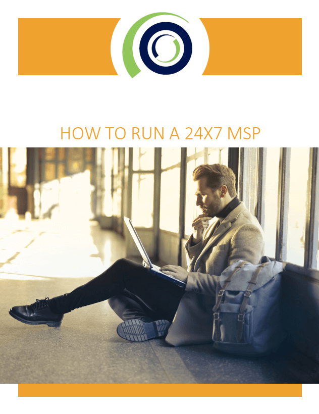 How To Run A 24x7 MSP whitepaper