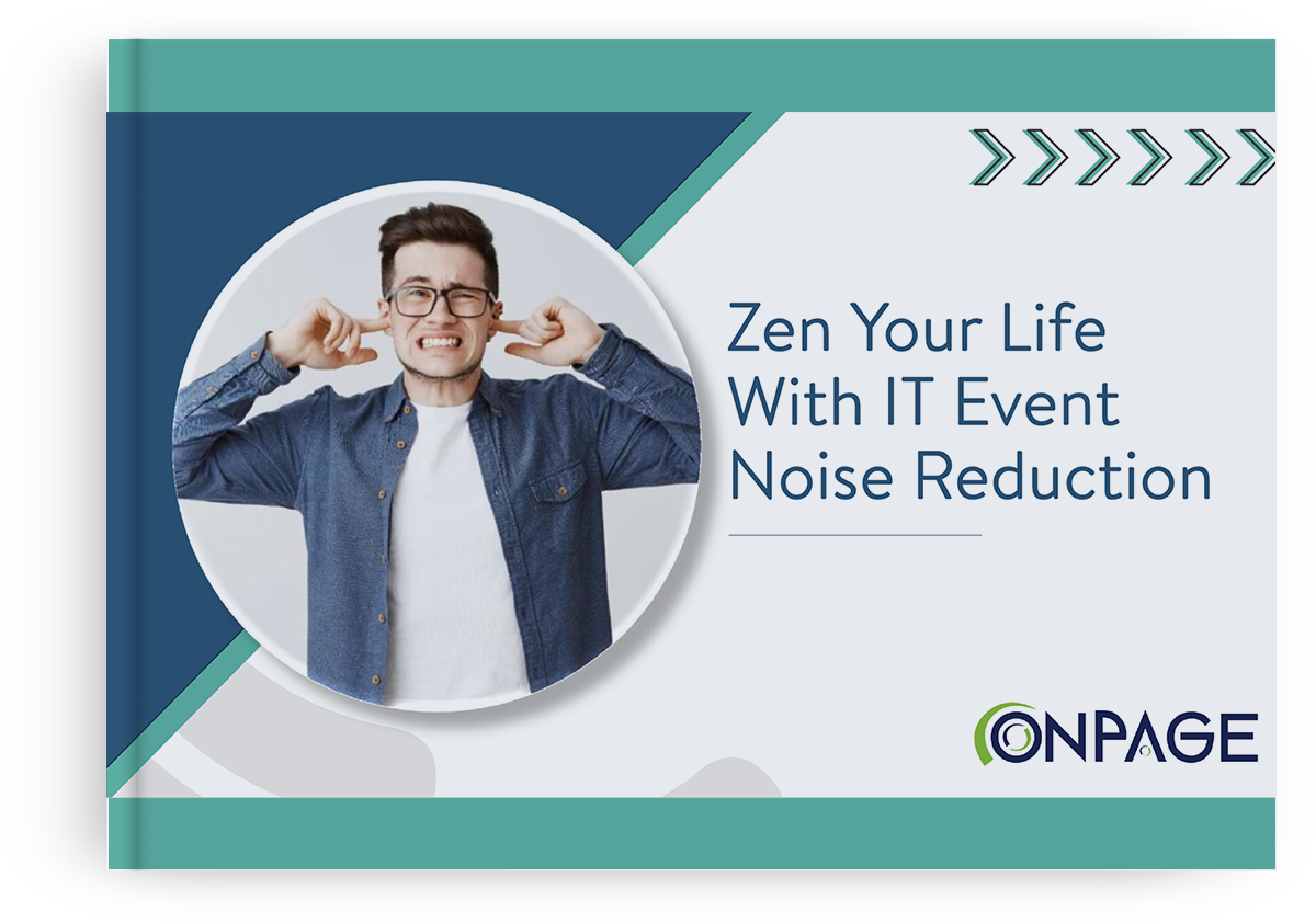 IT event noise reduction
