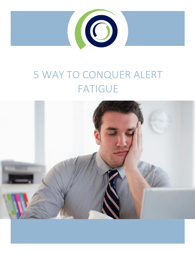 conquer alert fatigue cover