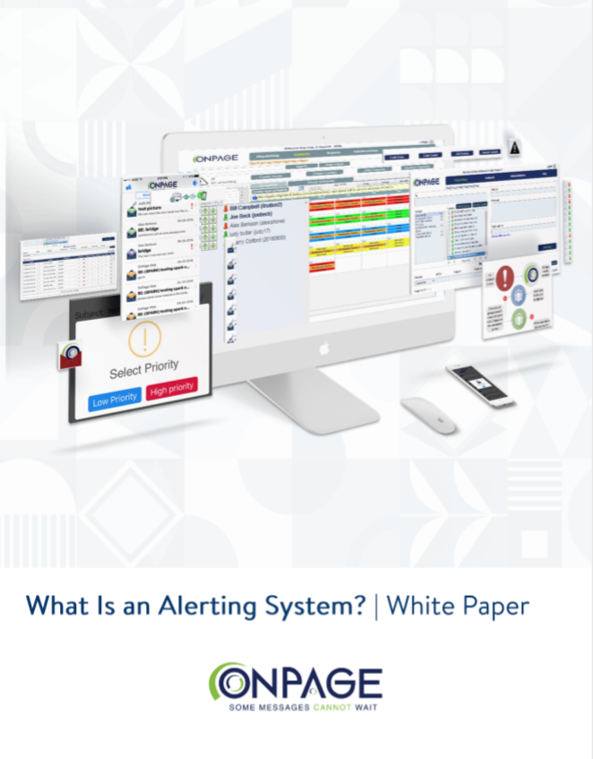 What Is an Alerting System?