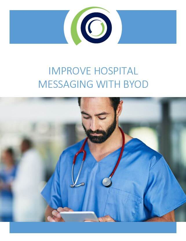 cover for Improve Hospital Messaging With BYOD