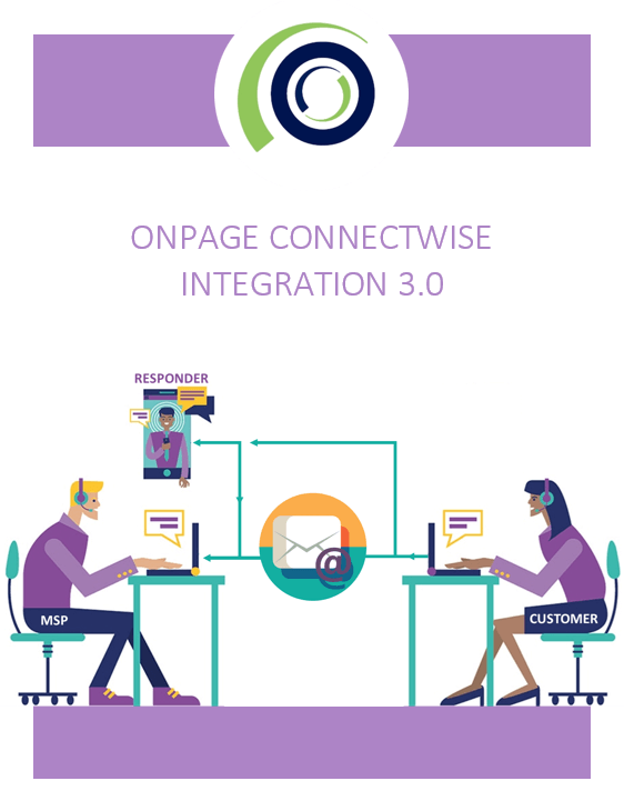 OnPage - Connectwise Integration