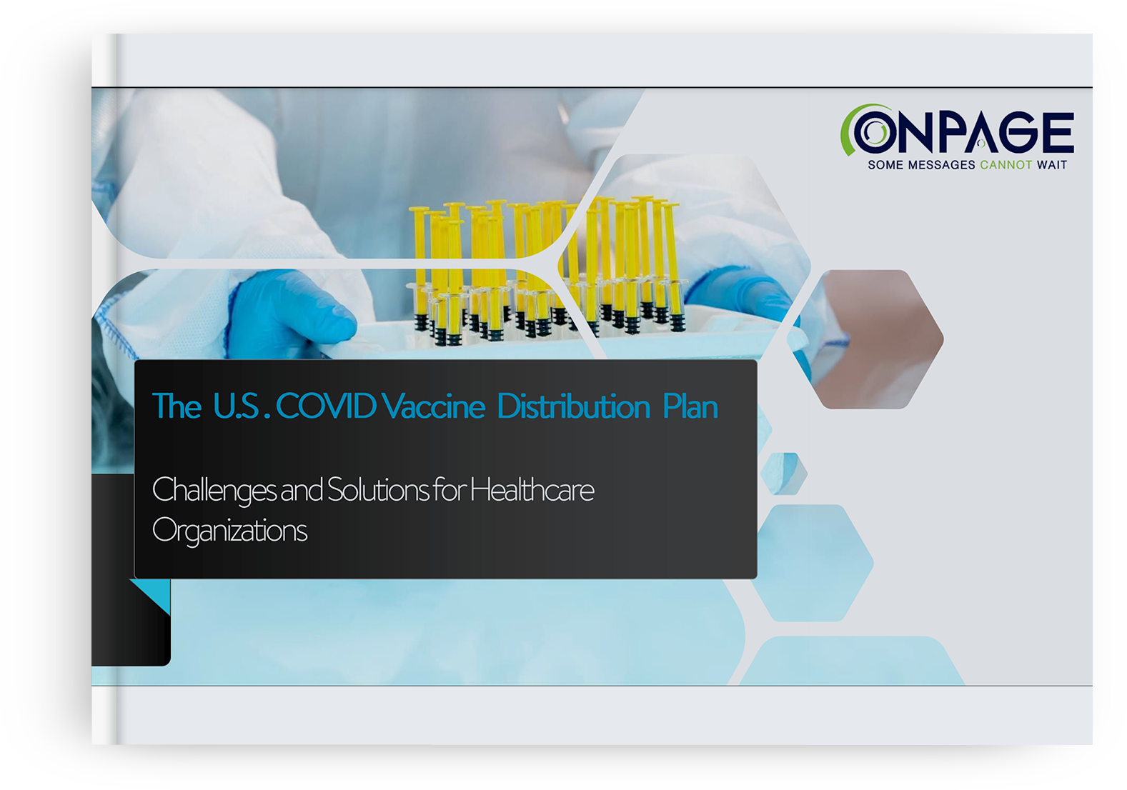 COVID vaccine distribution plan