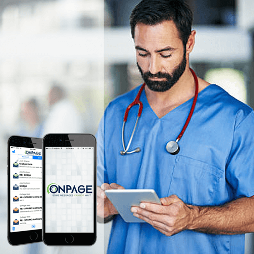 Secure Messaging For Doctors