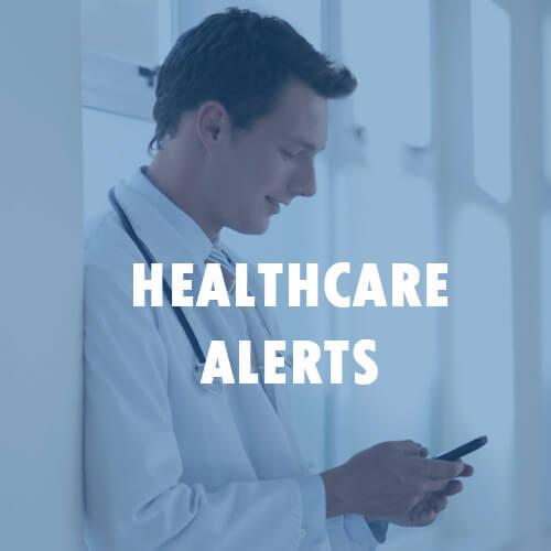 paging app - healthcare persona