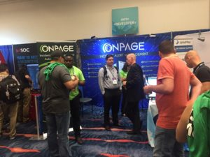 OnPage at DattoCon