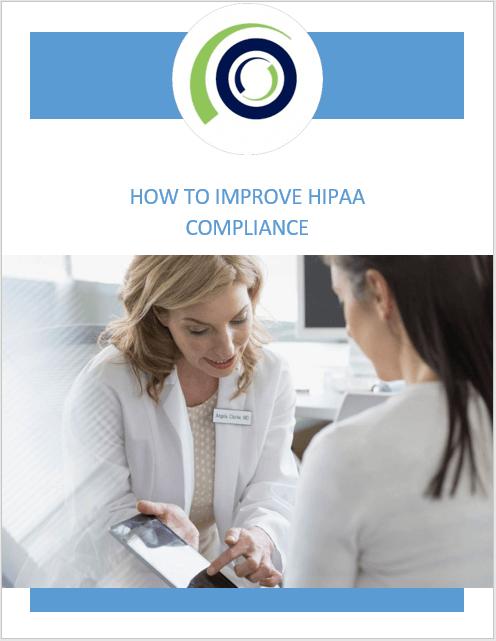 improve hipaa compliance