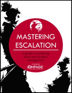 Escalation Management