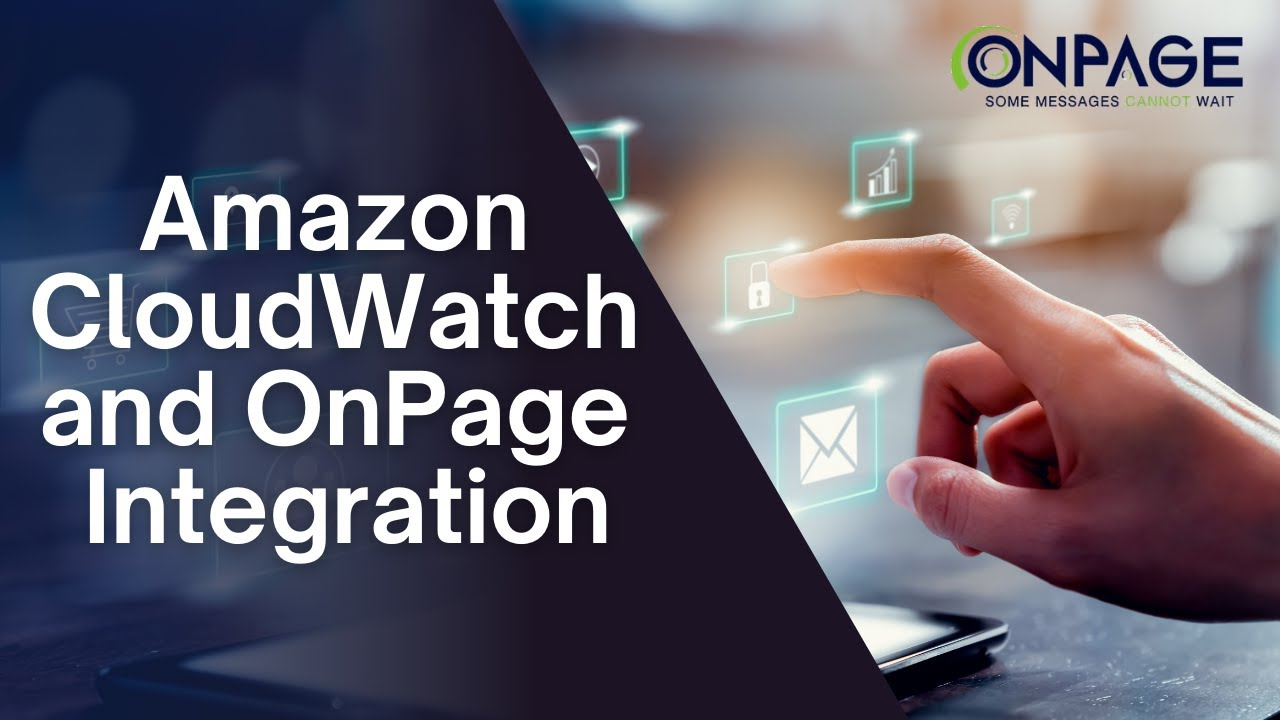 Amazon CloudWatch Integration Video