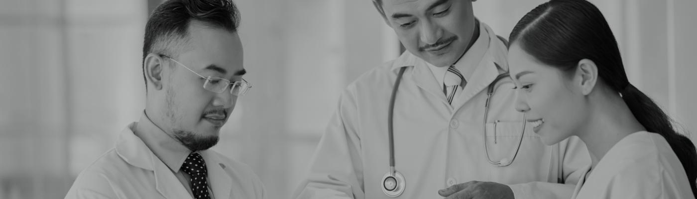 medical coworkers