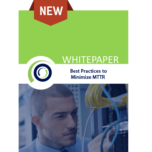 WHITEPAPER: Best Practices To Minimize MTTR