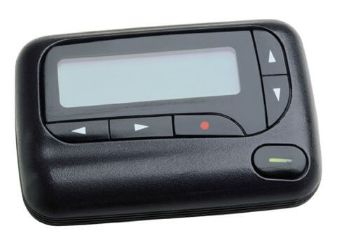 Obsolete Pager
