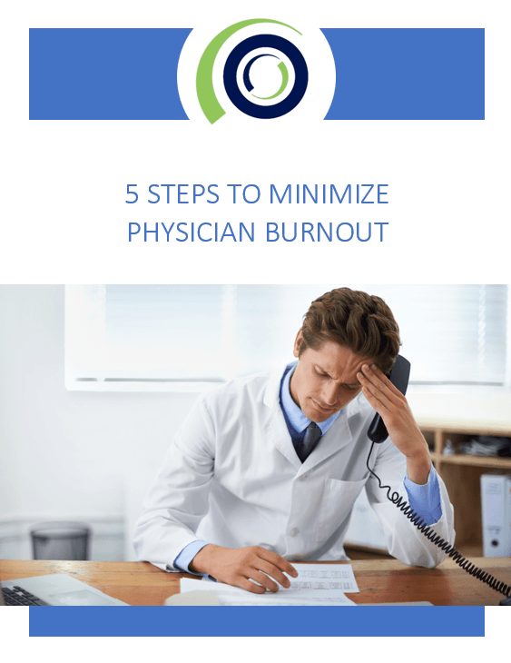 physician burnout cover