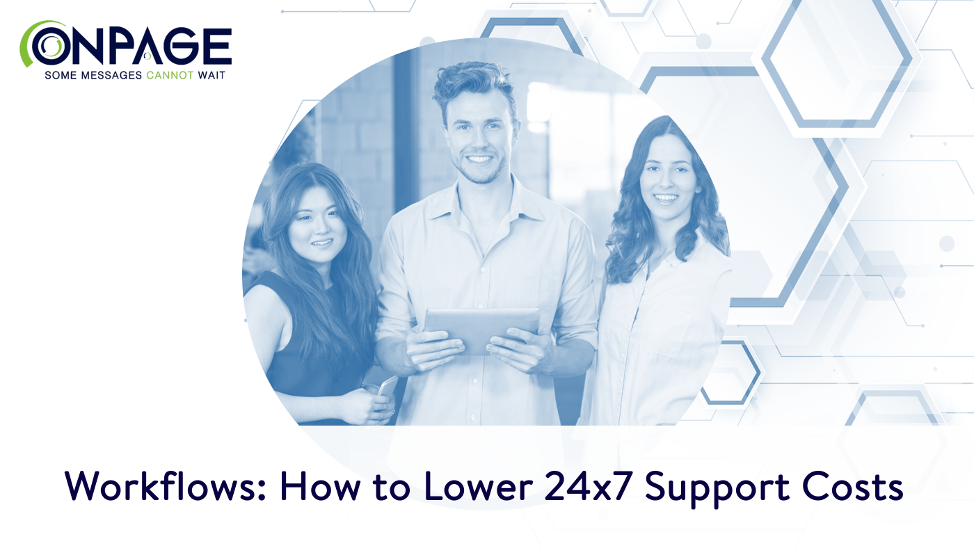 Reduce 24x7 support costs