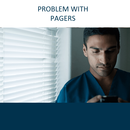 Problem with pagers whitepaper by OnPage