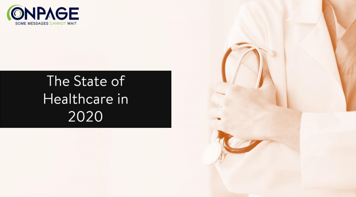 state of healthcare 2020