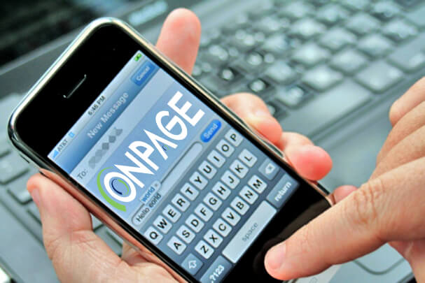 texting OnPage