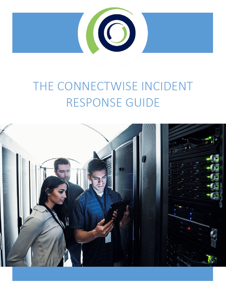 the connectwise cover incident response