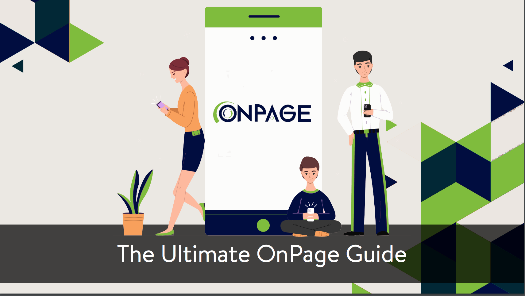 ultimate onpage guide it ebook cover